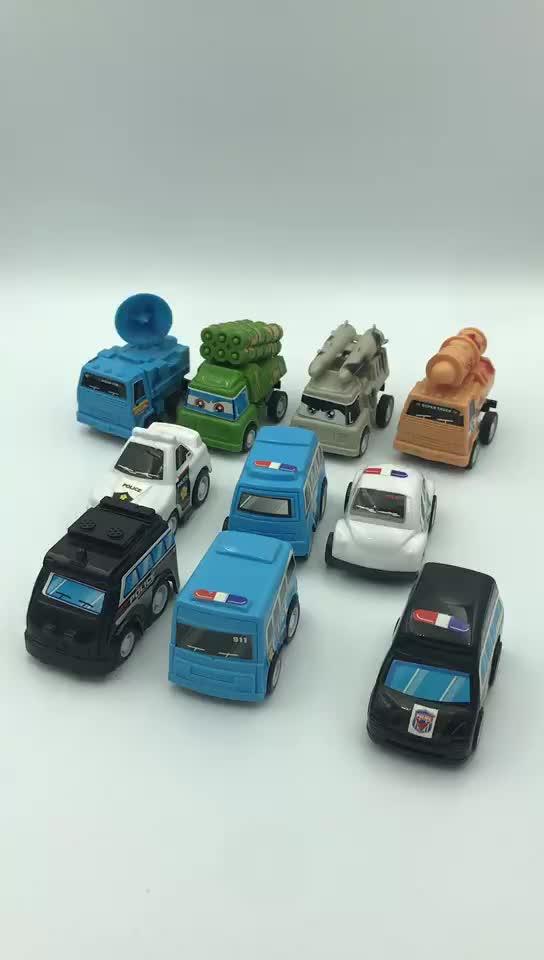ZQX144 Promosi Plastik RC Mainan Kecil Mobil Kartun Mobil Mini untuk Hadiah Mainan Anak