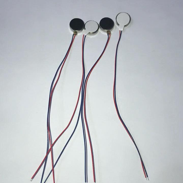 1027 0827 3 V micro trillingen motor voor wearable en mobiele telefoon elektrische motoren