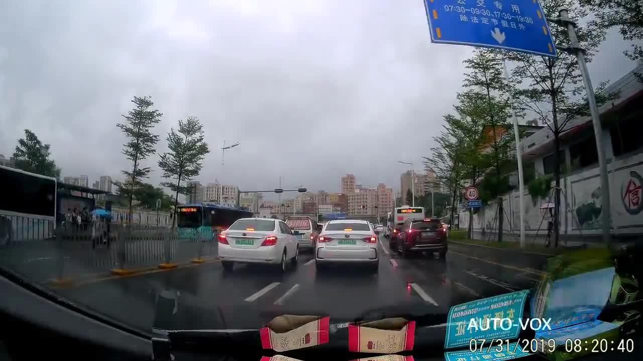 Auto-vox 1080P car wifi dash cam camera with rotatable angle for 180 degrees