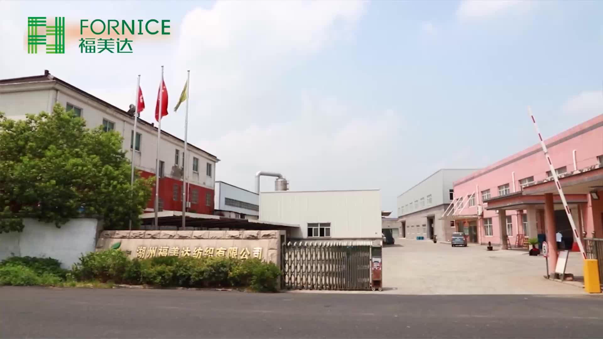 סין סיטונאי 100% פוליאסטר עיוות סרוג בולט שחום קטיפה יוקרה דובאי בד ריפוד ספה