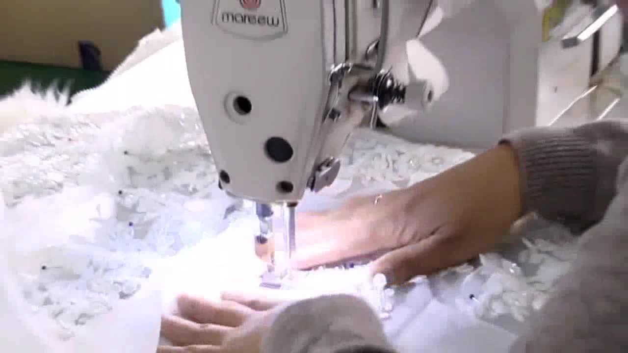 2019 ออกแบบใหม่ลูกปัดชุดราตรีแขนยาวสุภาพสตรีชุดลำลอง vestidos