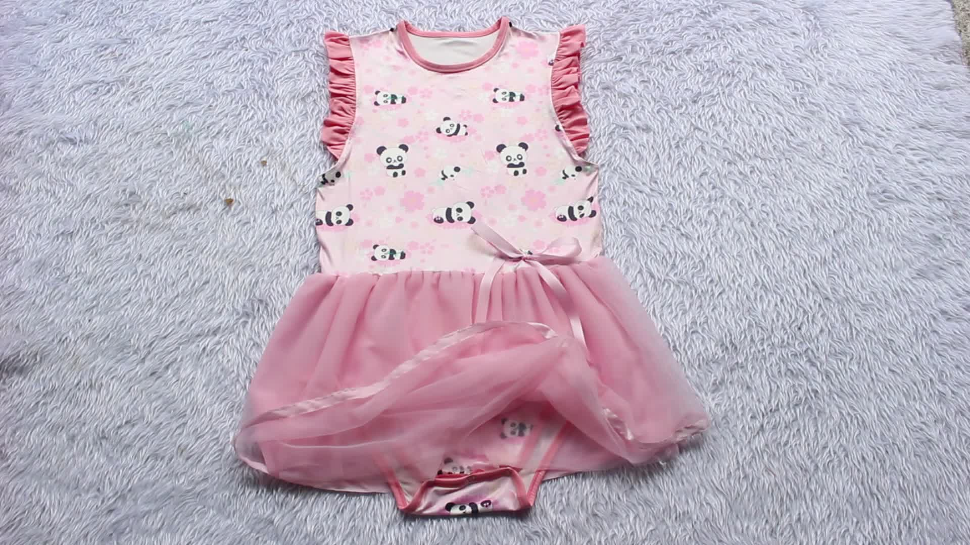 2019 Winter Design Baby Girls Set Boutique Custom Design Leopard Print Children Clothes Outfits
