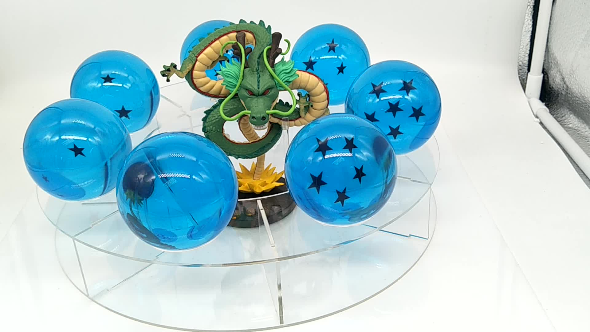 Buon Prezzo di Alta Qualità 76mm Dragon Ball Llfe Dimensioni In Resina Dragon Ball