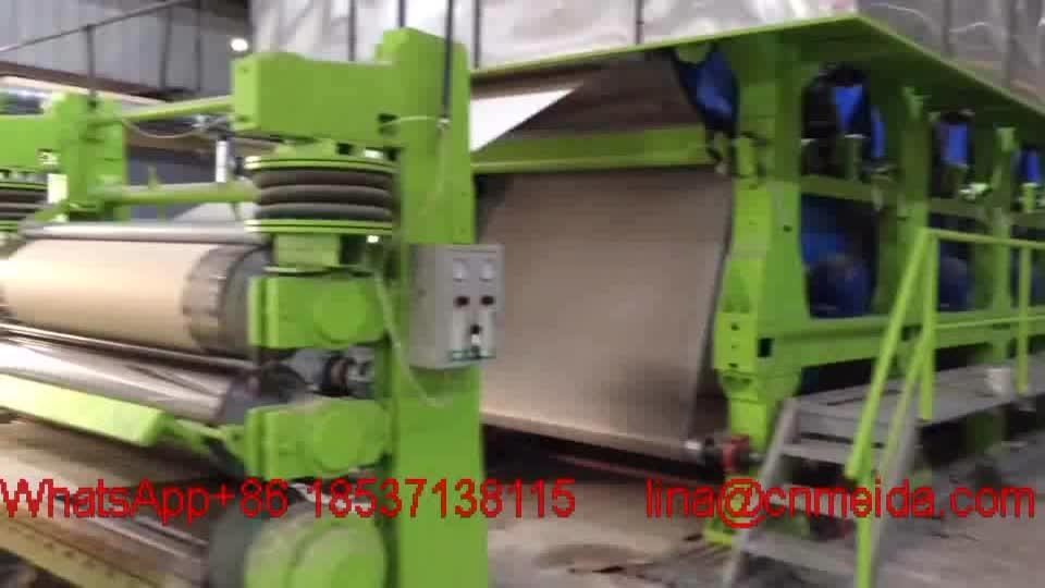İyi fiyat yüksek kalite A4 Kopya Kağıt Üretim Hattı / CE ile A4 Kağıt Yapma Makinesi