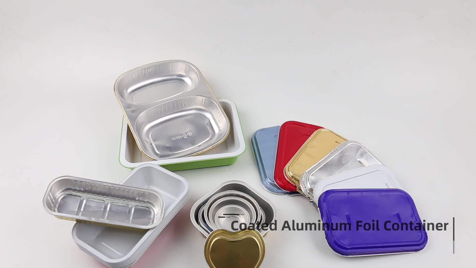 High Quality Nespresso Aluminum Foil Empty Coffee Capsule With Sticker Aluminum Foil Container