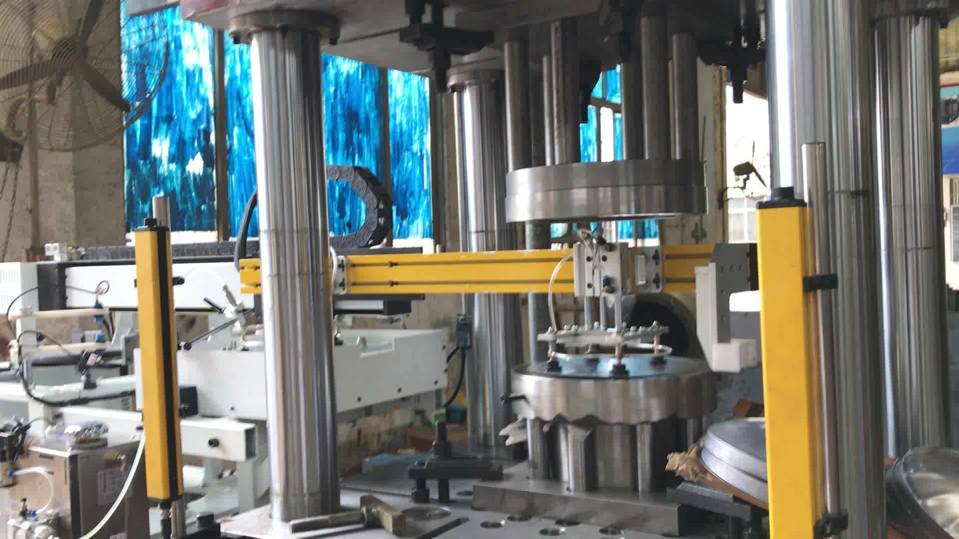 CE/TUV/ISO9001 35Ton Manual Small Hydraulic Press Machine Suppliers For 30years