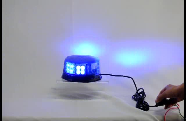 LED Beacon Strobe Warning Lights for Emergency Car (TBD846-8K)