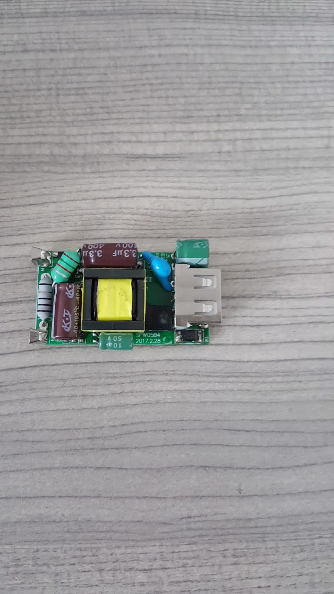 Mini usb mobile phone charger pcb board 5v1a pcb circuit boards