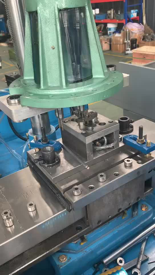 SS-CN18  Table type automatic  drilling machine Multi-axis cnc types of drilling machine