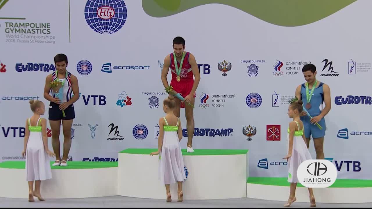 安いカスタムブランクマラソンランニング賞ゴールドスポーツ金属メダル