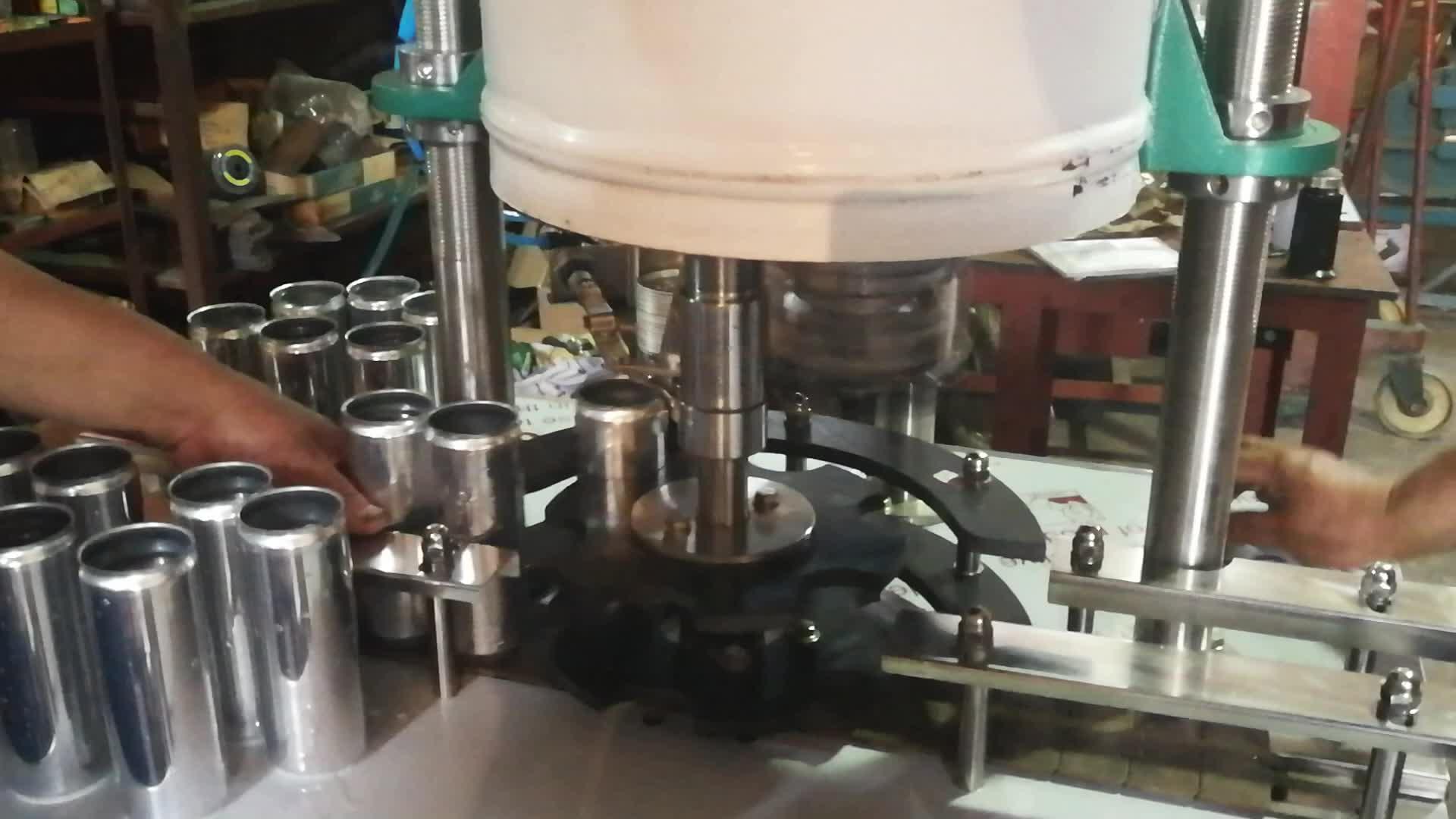 Otomatik teneke kutu Yapıştırma Makinesi