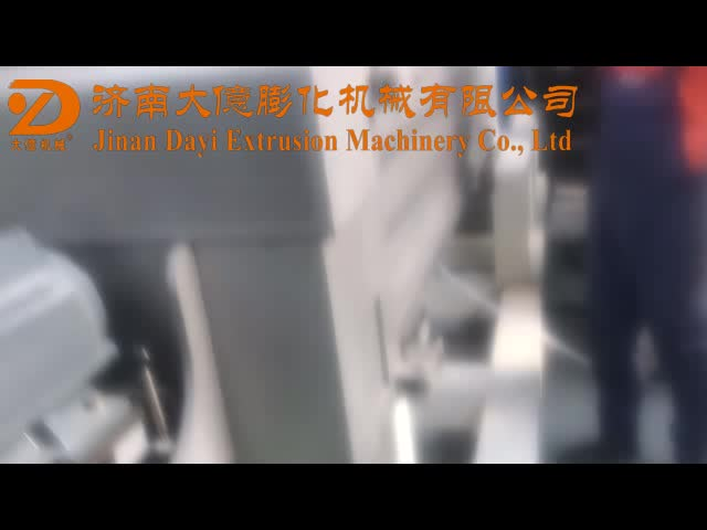 Dayi textured vegetable soy meat protein production machine Line