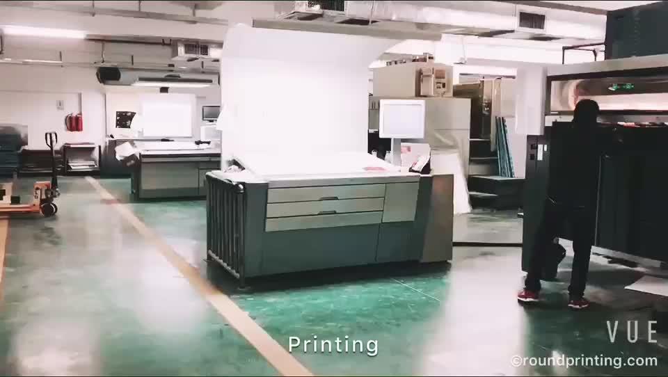 China  custom cmyk hardcover book printing and overseas colorful thick hardcover book printing service