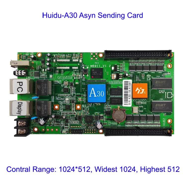 HD-A30 Asyn Large Display Sending Card