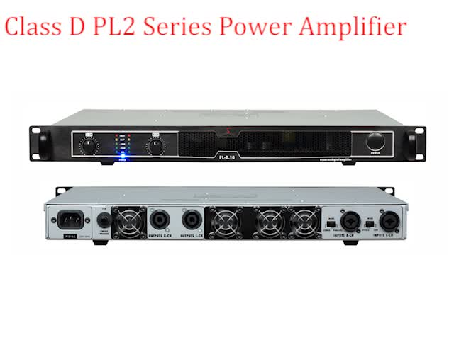 2018 terbaik profesional 5000 watt audio power amplifier untuk dj