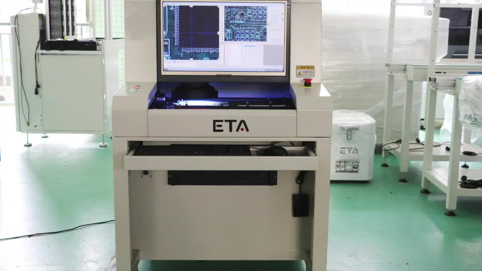 ETA Mautomatic optical inspection Offline AOI aoi machine
