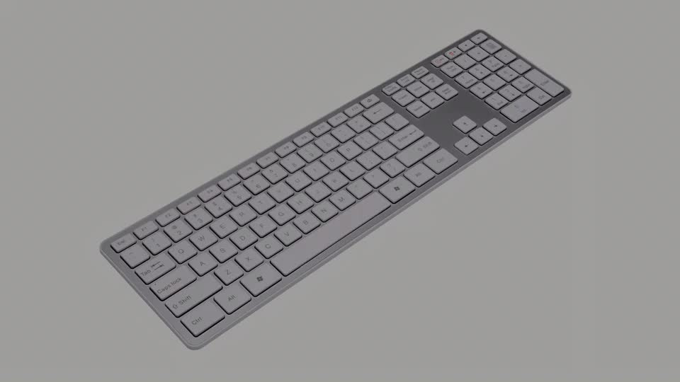wired wireless custom layout keyboard with black and white color buy custom keyboard wireless. Black Bedroom Furniture Sets. Home Design Ideas