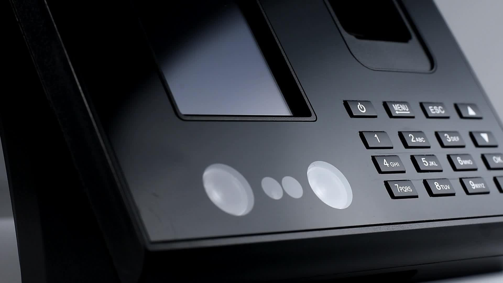 EseyeโรงงานราคาWIFIเว็บแบบพกพาBiometricลายนิ้วมือใบหน้ากล้องตรวจจับเวลานาฬิการะบบเข้าร่วม