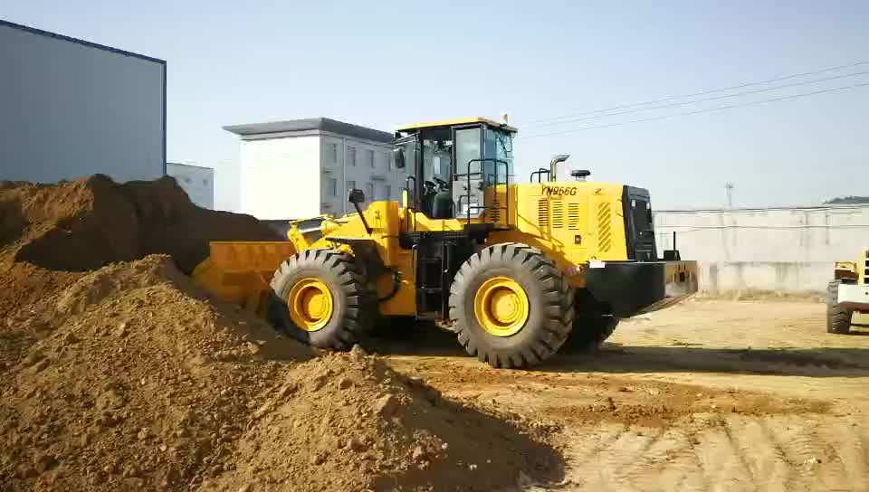 China hot sale and high quality 3 ton loader