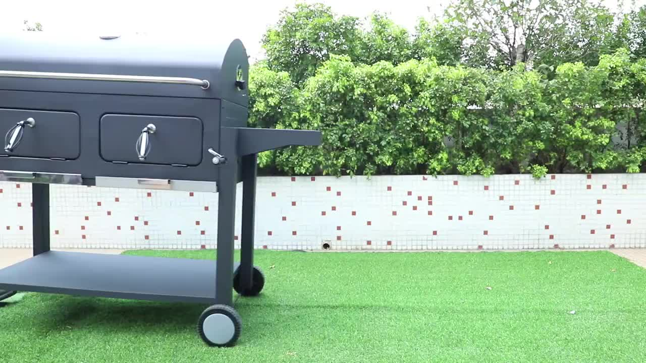 2019 Hot Sales 64 Inch Heavy Duty Patio Classic Large Bbq ...