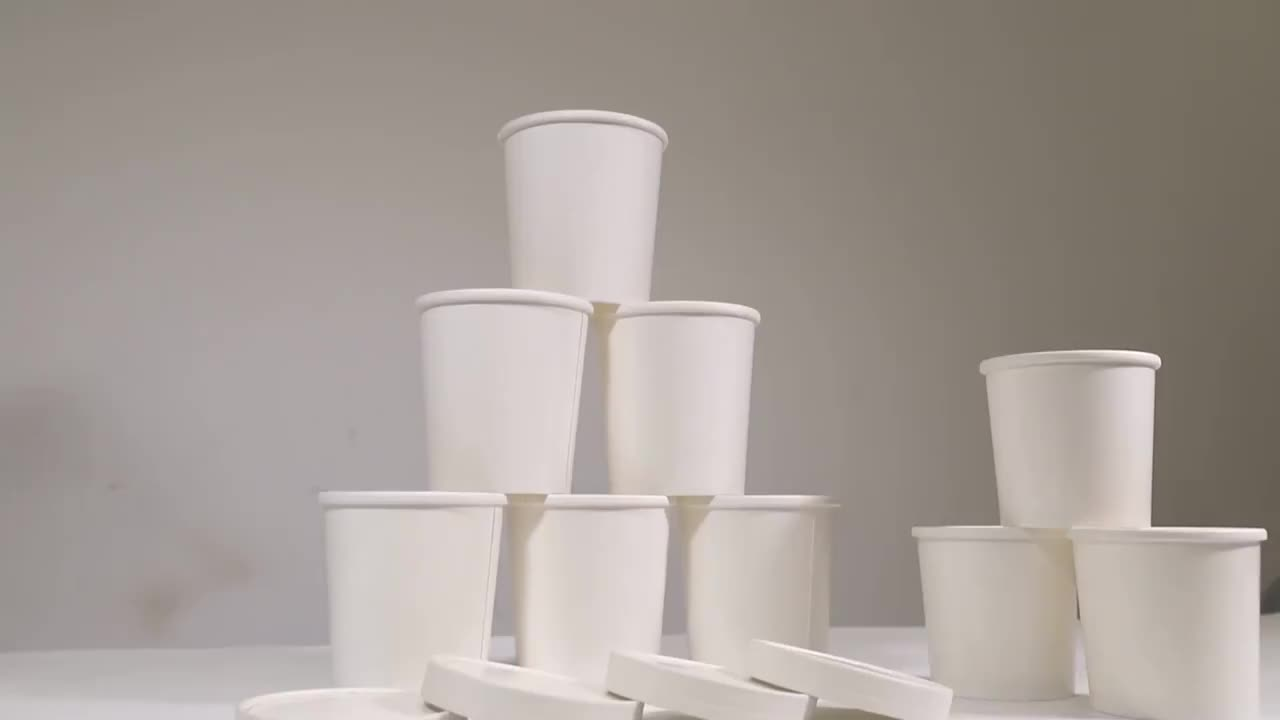 Biodegradable Soup Containers Take Away Food Containers Soup Paper Cup