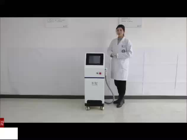 Tattoo removal q switch laser treatment machine for pigmentation