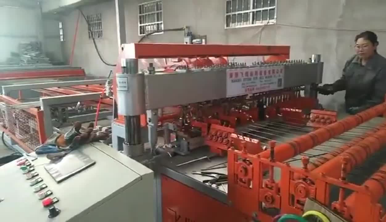 Chicken Cage Mesh Welding Machine Factory Outlet