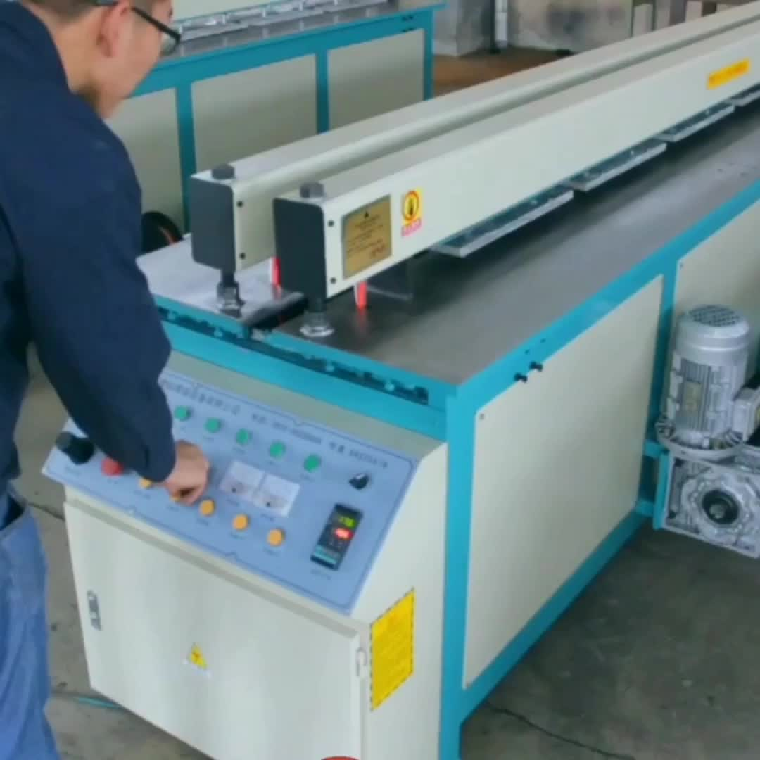 SWT-PH5000 plastic sheet butt fusion engraving machine