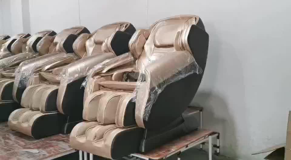 Nieuwste Luxe Goedkope 3d Zero Gravity Shiatsu Voet Massage Stoel