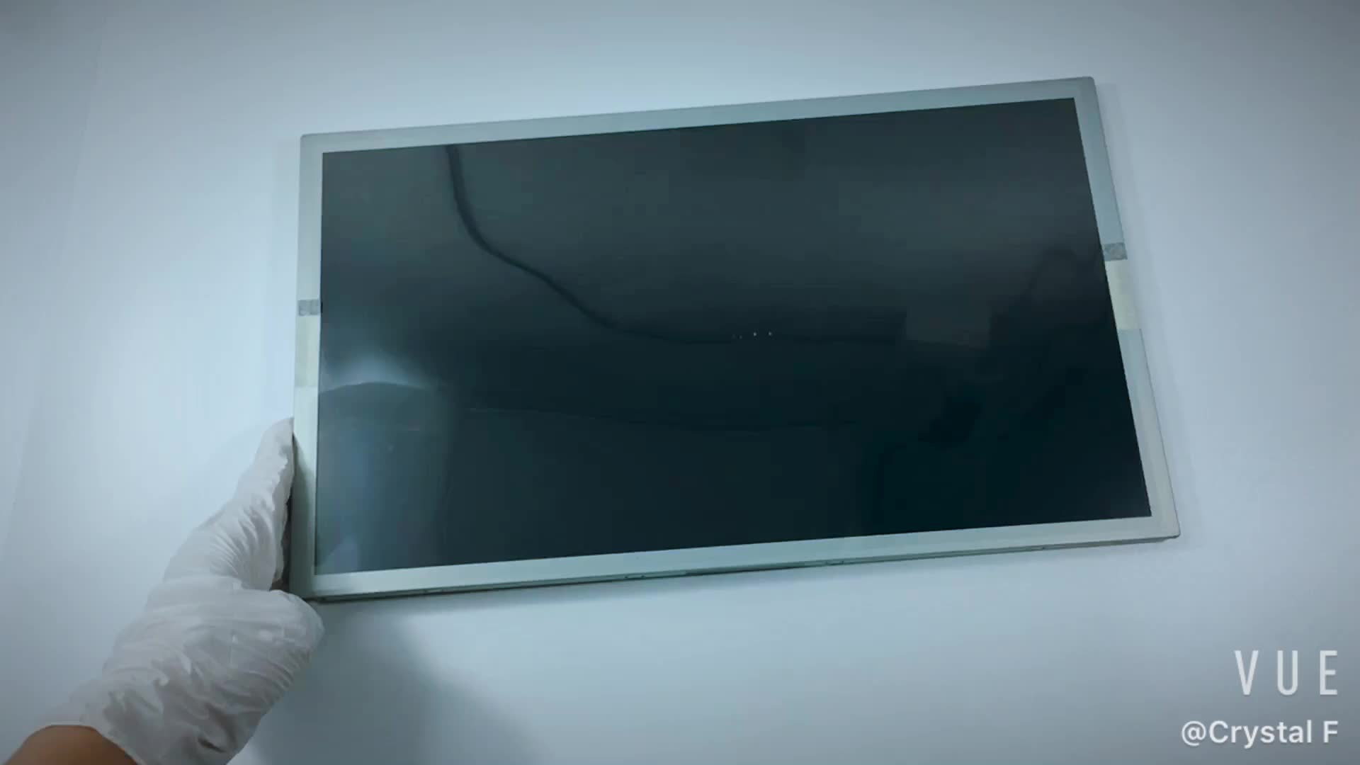 15.6 polegadas LCD LQ156M1LG21 Resolução 1920x1080 com Placa Controladora VGA
