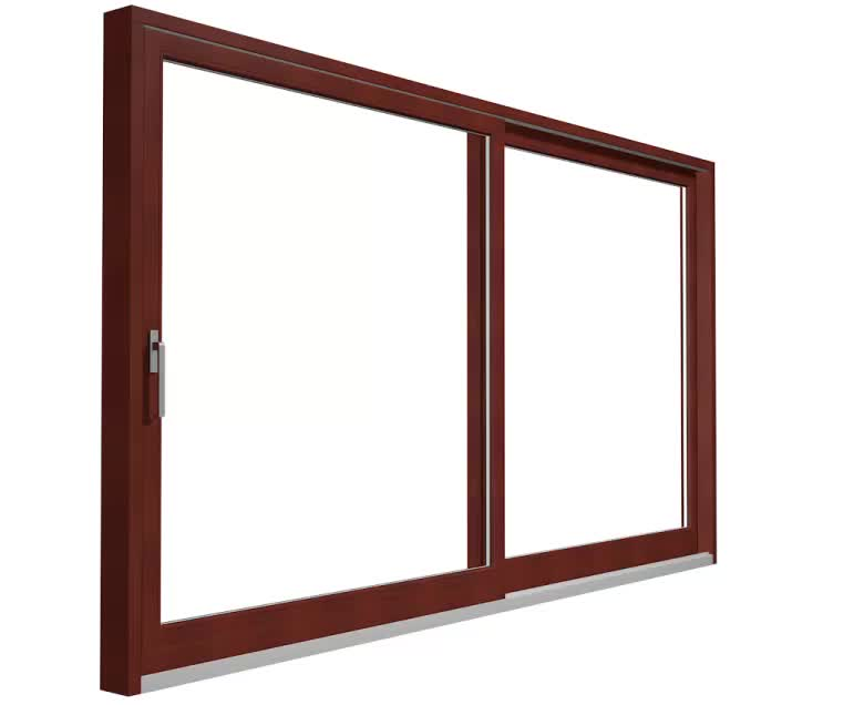 high quality aluminium sliding windows with price list