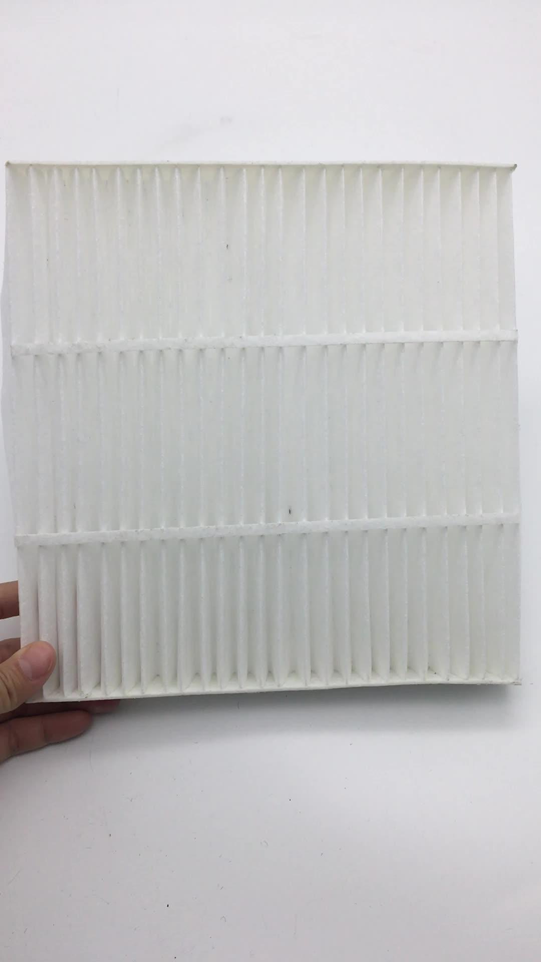 Cardboard frame H11~H14 hepa combined filter