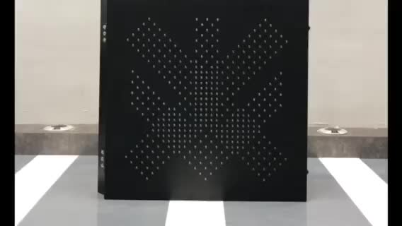 Led Variable Sign X and DOWN ARROW LED Blank-Out Lane Control Signs