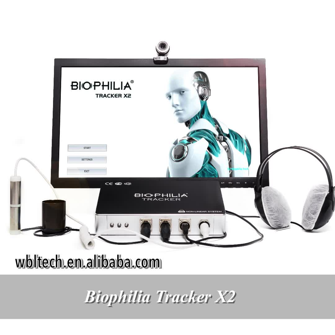 Factory Price Nls Scanner Sub Health Analyzer Bioresonance Therapy Machine  - Buy Health Herald Digital Frequency Therapy Machine,Nls Physical Therapy
