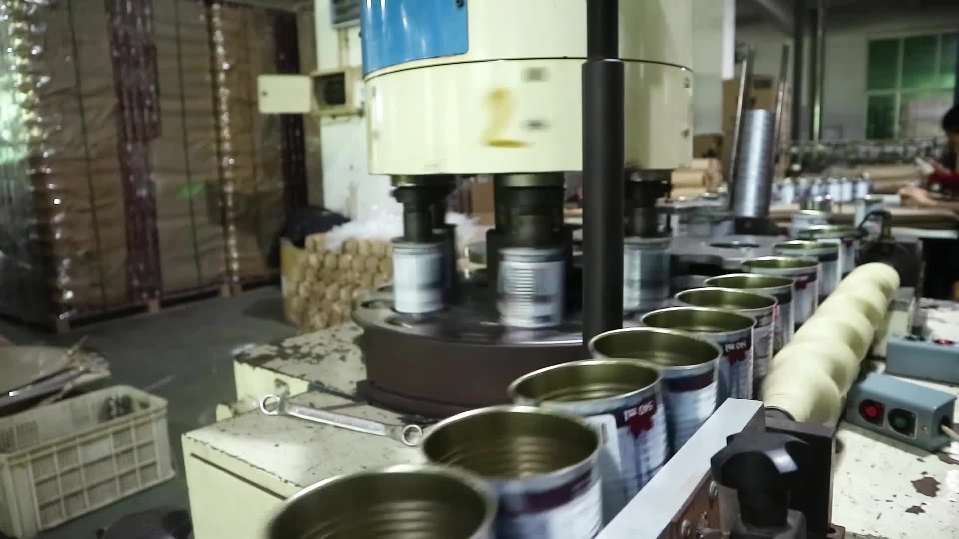 wholesale good grade empty  Paint Food can for food packaging