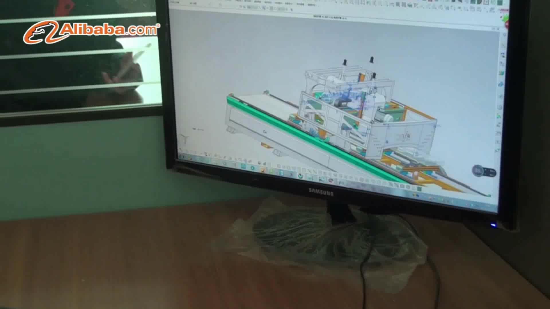 Duurzaam rand edgebander automatische abs banding hoekafrondmachine