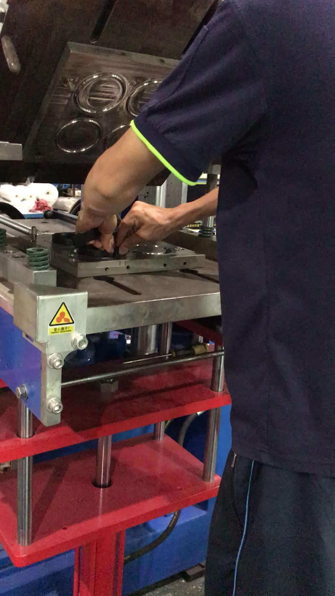 De alta calidad de arandelas de goma de silicona impermeable personalizada ojales