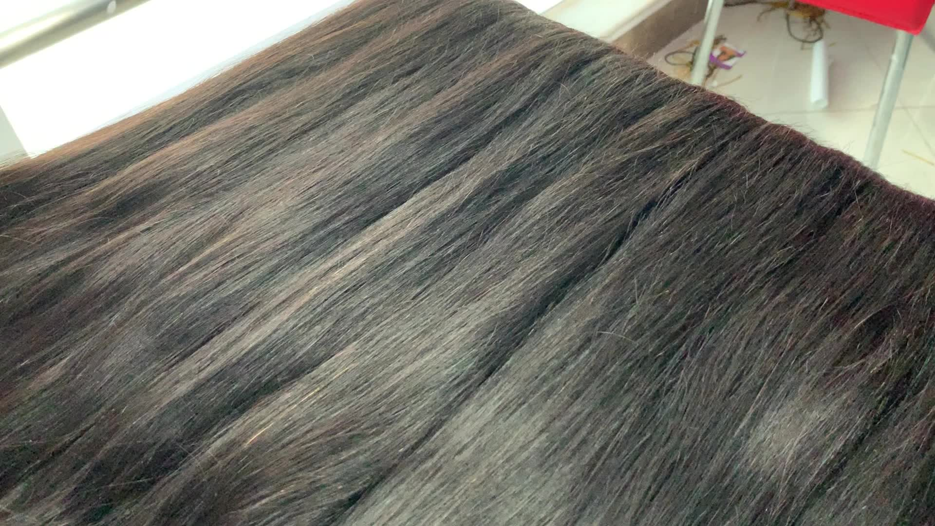 Free Sample Hair Bundle Raw Virgin Cuticle Aligned Hair,Human Hair Weave Bundle,Wholesale 10A Mink Virgin Brazilian Hair Vendor