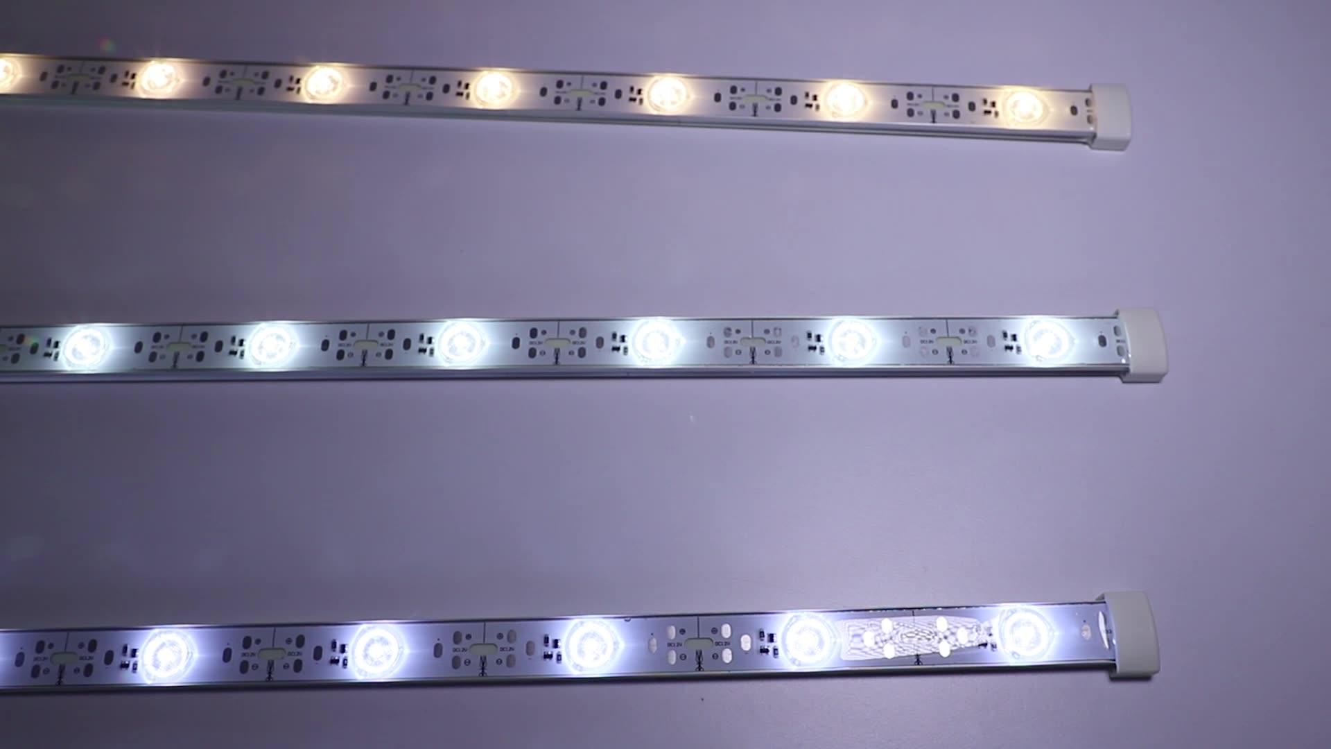 UL Back Lit Fabric Light Box Solution 3030 SMD LED Strip Backlight Waterproof LED Bar Backlight