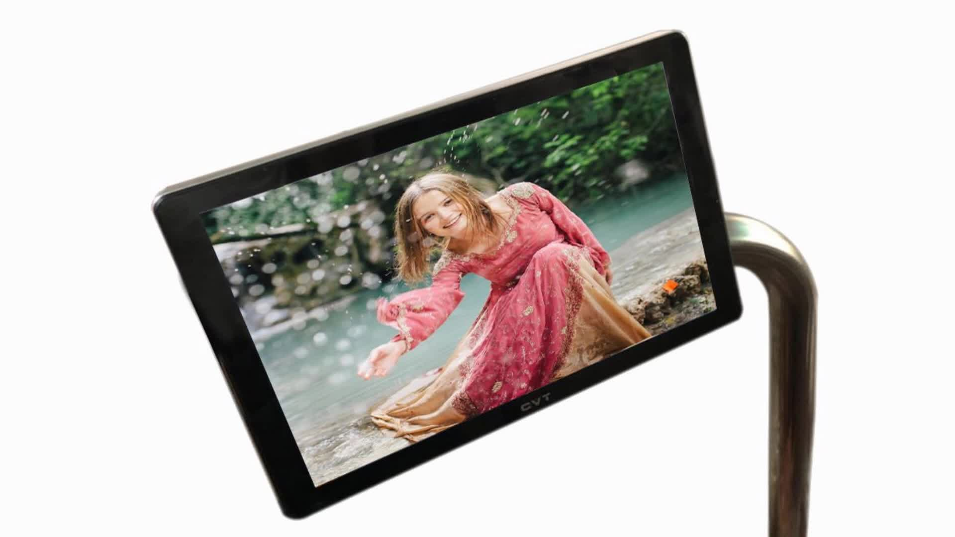 """10.1"""" touch screen entertainment system for bus/coach/car"""