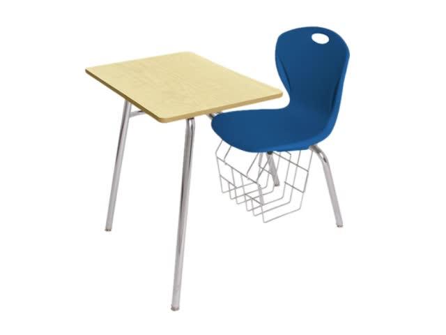 פלאש להתמודד הצעה מיוחדת 15 שנים אחריות נייד שיתופי ארבע רגל שילוב שולחן תלמיד כיסא עם שולחן כיסא ושולחן