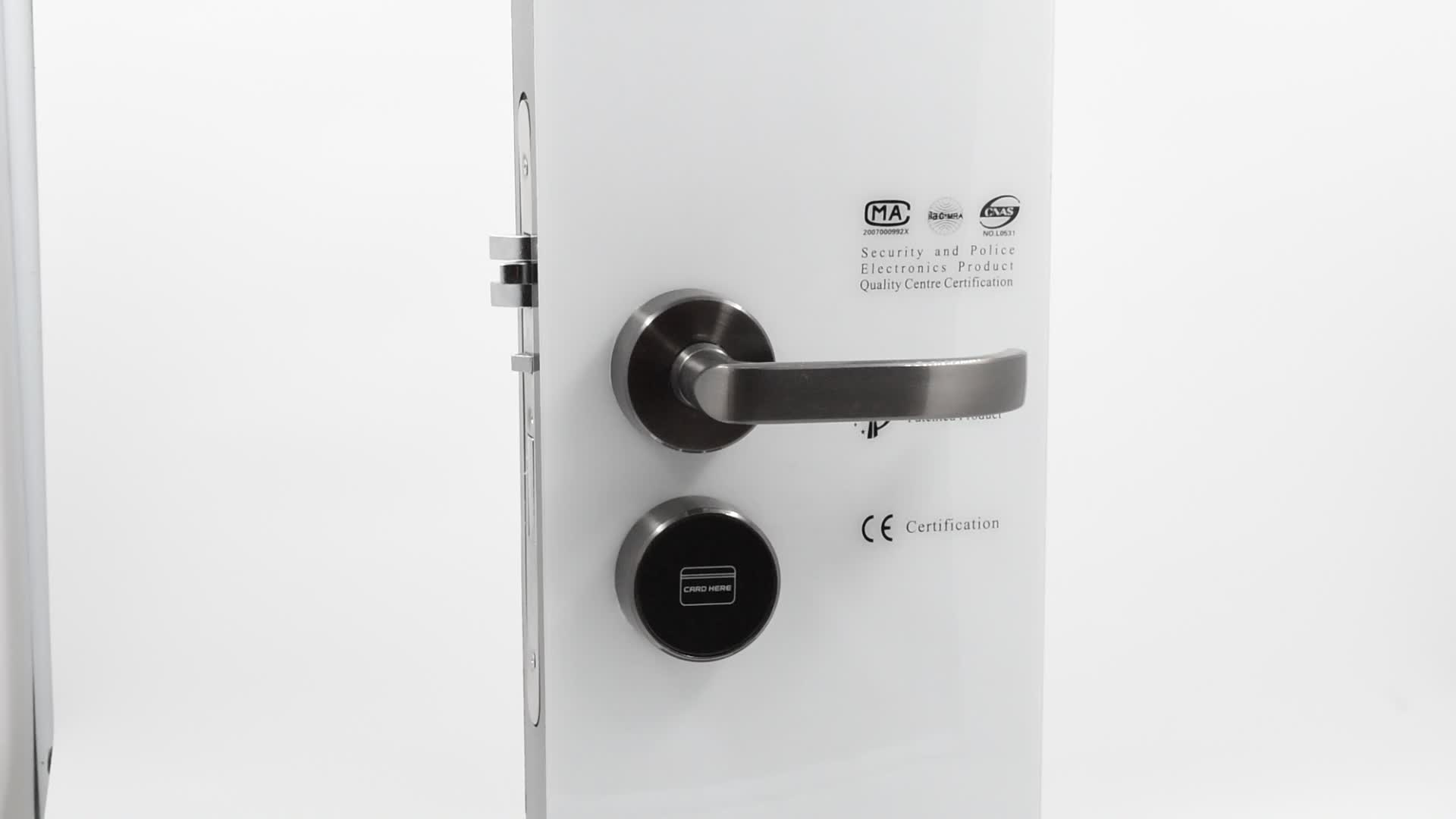 Digital smart locks ,the reader lock and house door lock, keyless entry door lock for RF-INV2014F