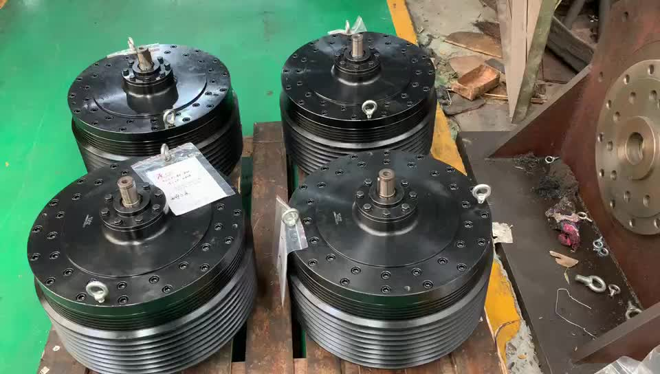 Dedicated to horizontal spiral unloading settling centrifuge  spare parts with good performance