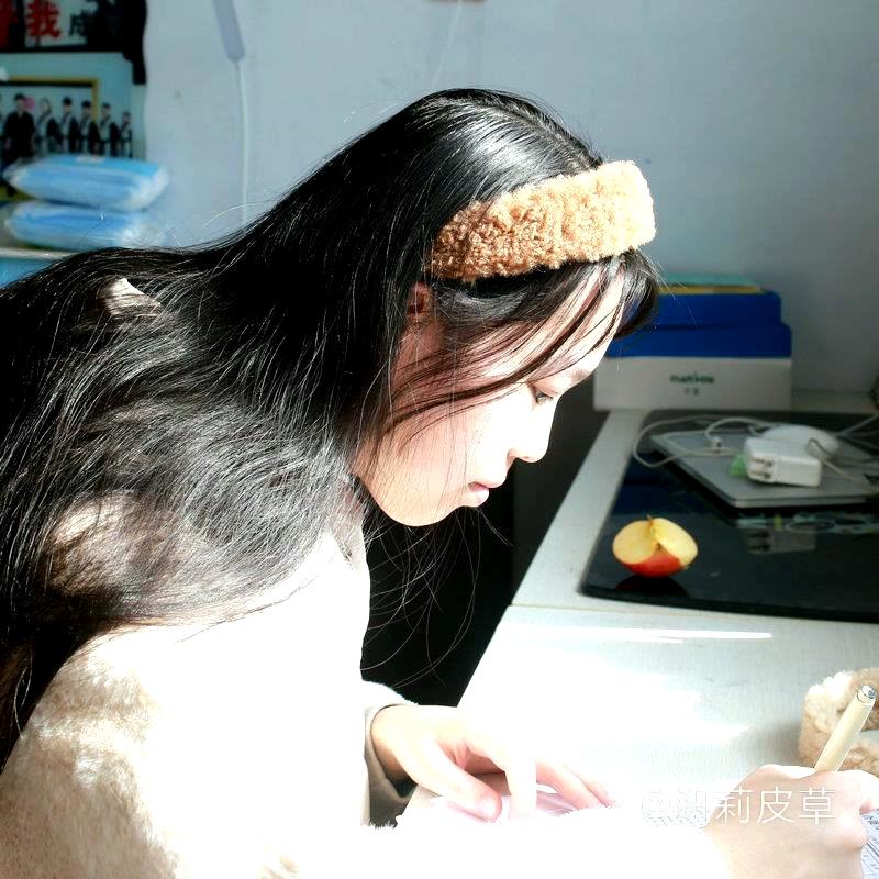 Bandeaux colorés pour femmes, cheveux bouclés, à larges bords, en forme d'agneau, 110 pouces, pour l'hiver