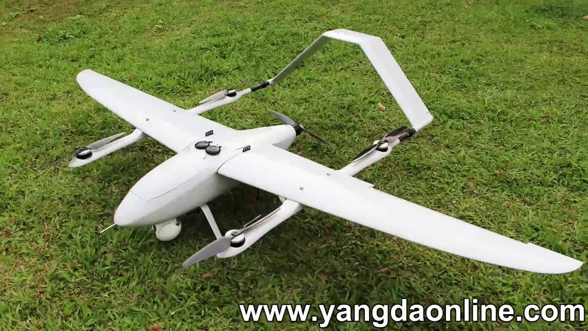 Fixed-wing Vtol Uav For Surveillance And Mapping Long Range Drone With Zoom  Camera And Gps - Buy Uav Engine,Vtol Uav,Vtol Drone Product on Alibaba com
