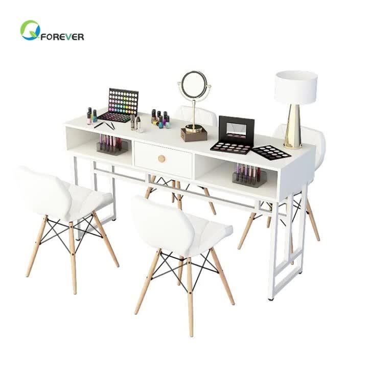 Лидер продаж Маникюрный Стол современный минималистский стиль деревянные маникюрные столики