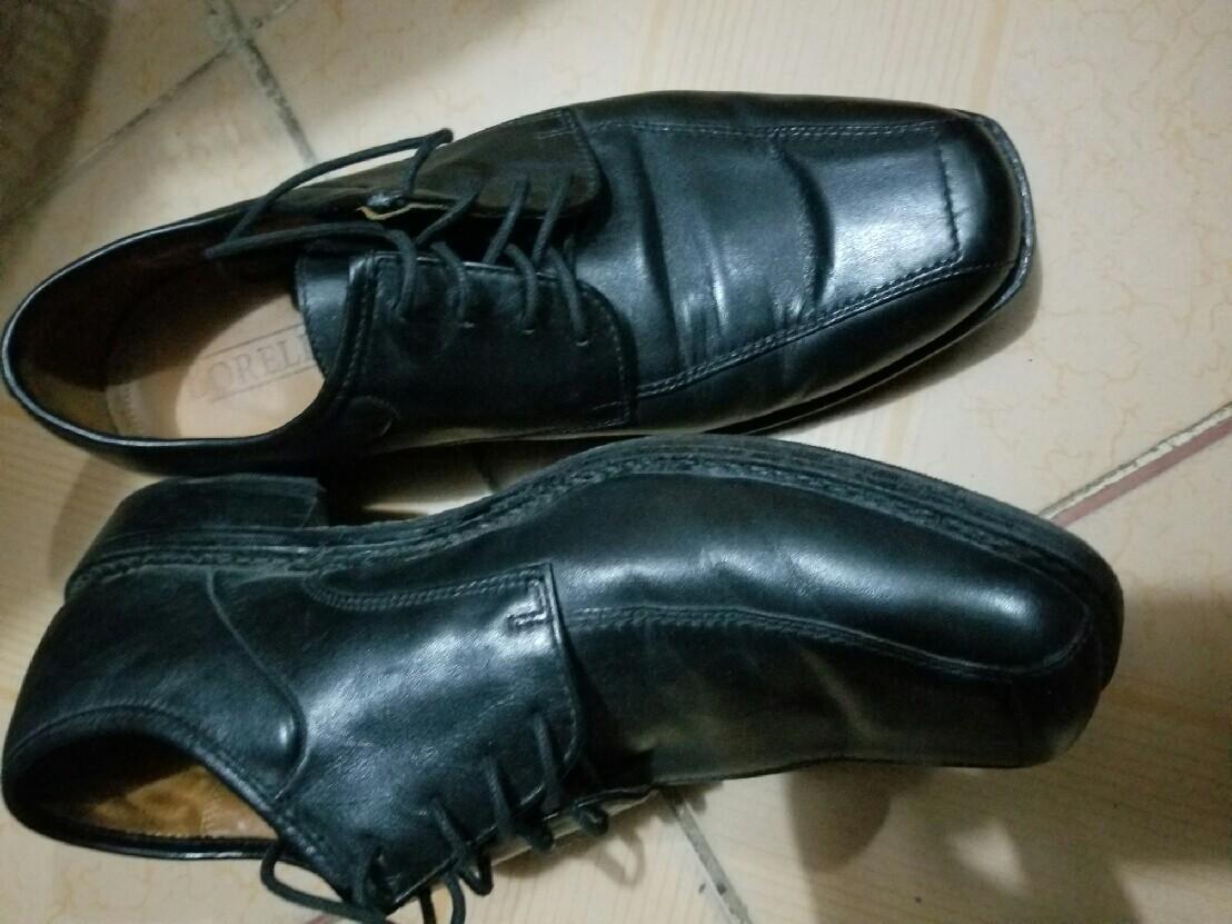 борелли кожаная обувь туфли