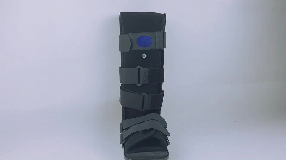 Long Air ROM Fracture Ankle Walker Walking Boot CAM Walker for Ankle Injury