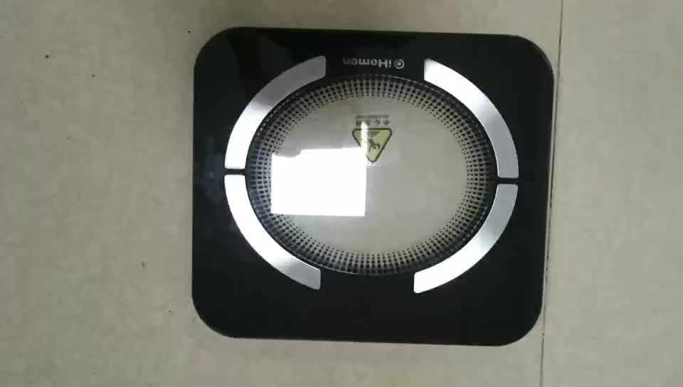 Smart BMI Nirkabel Digital Weighing Scale Bluetooth Skala Lemak Tubuh