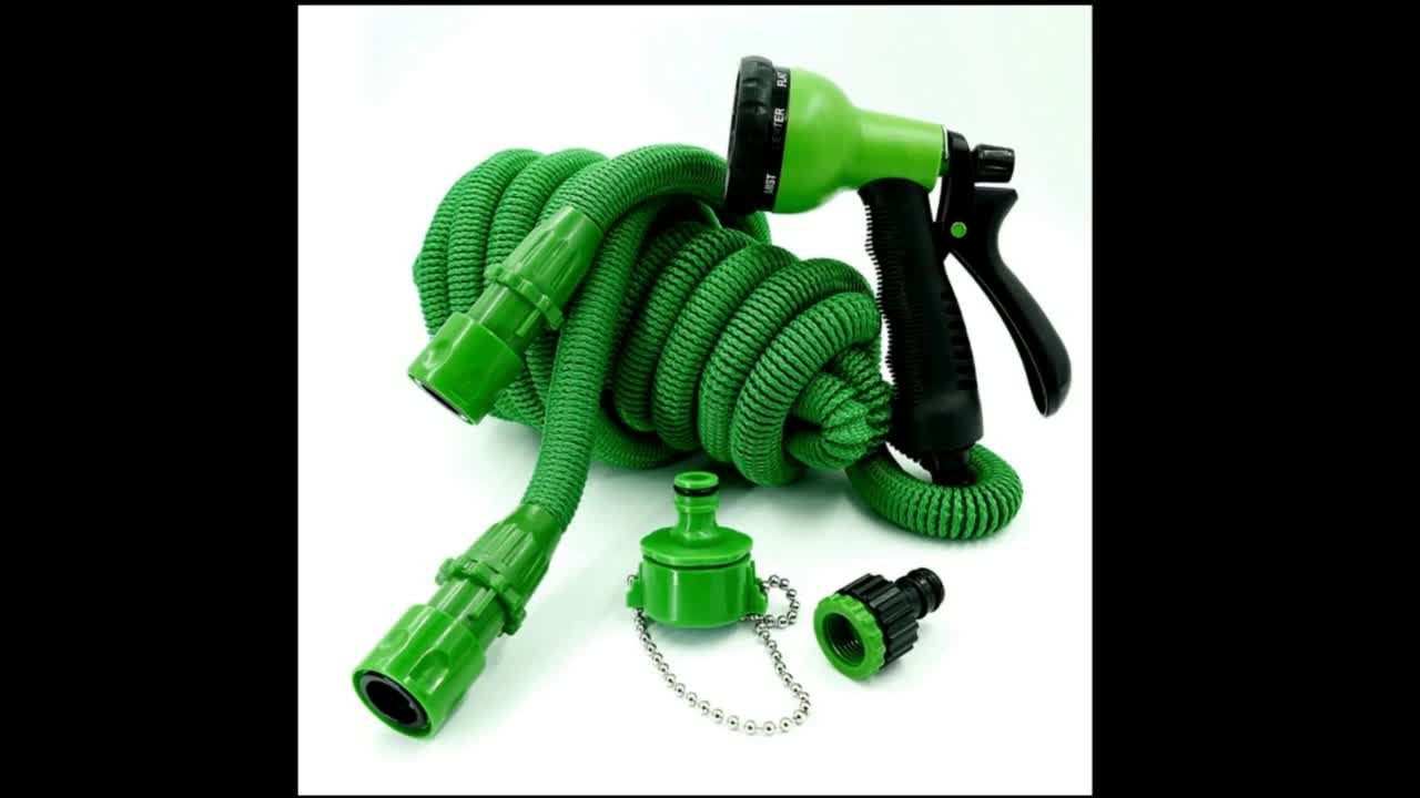Patented Leak Proof Fittings 2 Times Expandable Hose Household Garden Water Hose